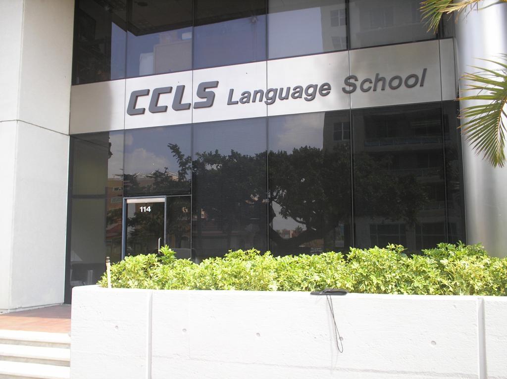 курсы английского в Майами CCLS school