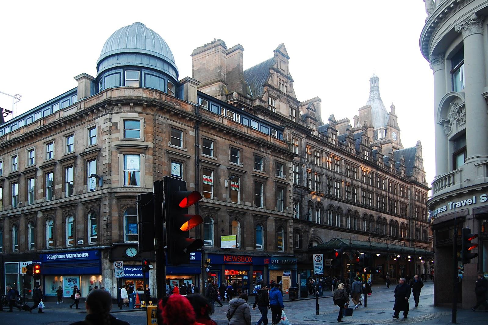Языковые курсы в Глазго Glasgow School
