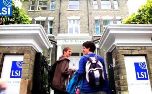 Языковая школа в Лондоне LSI Hampstead