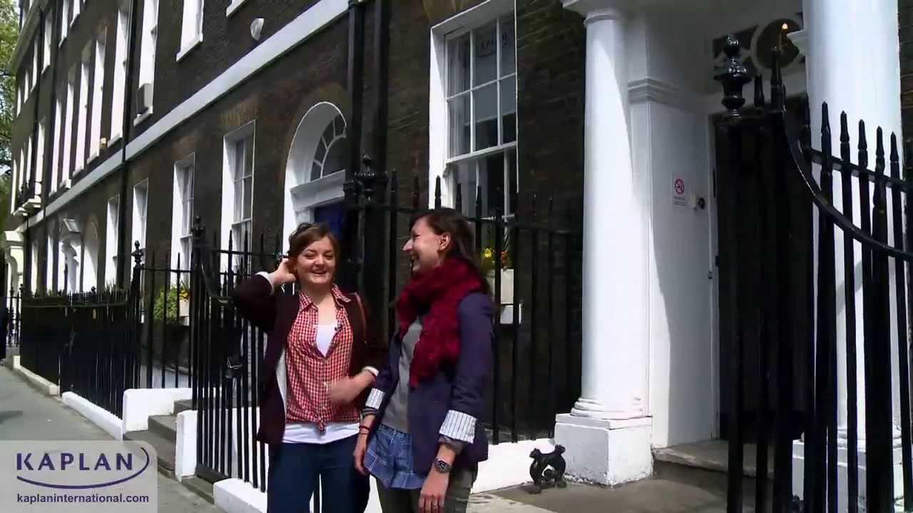 Языковые курсы в Лондоне Kaplan Covent Garden