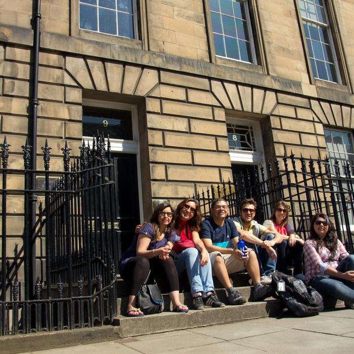 Языковые курсы в Шотландии