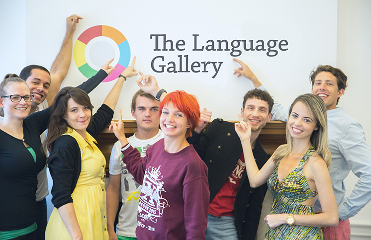 скидка до 30% в The Language Gallery